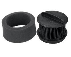 Bissell Powerforce & Helix Turbo Filter Set 203-7913