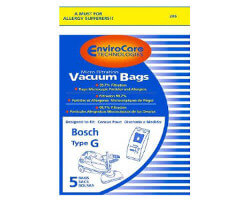 Filters-NOW Bosch Type G Vacuum Bags (5 pack)