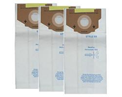 Eureka Style RR SmartVac Vacuum Bags (3 pack)