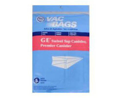 GE Swivel Top Canister Bags (5 pk)