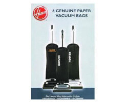 Hoover Ultra Lightweight 93001849 Vacuum Bags