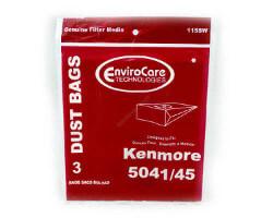 Kenmore Type H - 5041 & 5045 Vacuum Bags (3 pack)