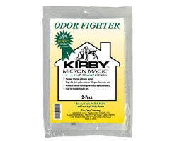 Kirby Odor Fighter Vacuum Bags (2 bags)
