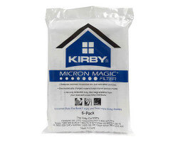 Kirby Universal Style Allergen Filter Vacuum Bags (6 pack)