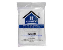 Kirby Universal Style Allergen Filter Vacuum Bags (2 pack)