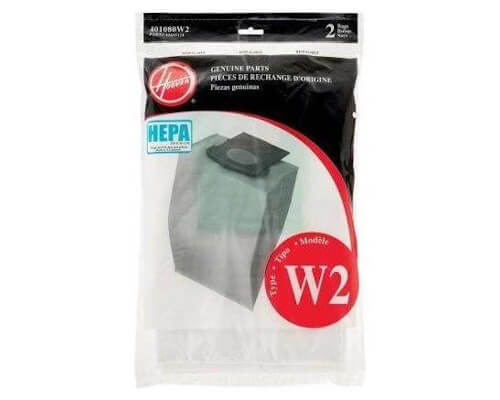 Hoover W2 Windtunnel 2 HEPA Bag 401080W2 - Click Image to Close