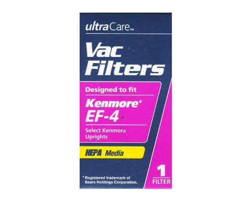 Kenmore EF-4 HEPA Filter 2041706 - Click Image to Close