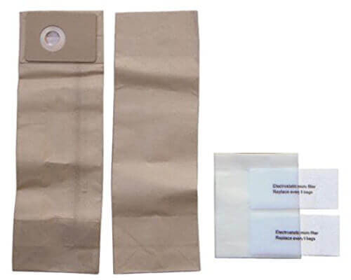 Clarke CarpetMaster Vacuum Bags 107413584 - Click Image to Close