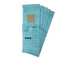 Bissell Big Green Wide Area Vacuum Bags 332844 (5 pack)