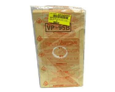 Bissell Butler Revolution Vacuum Bags 6032000