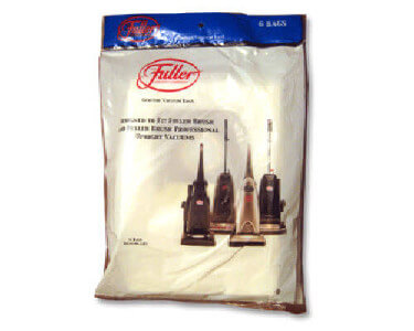 Fuller Brush Upright Vacuum Bags 06.181