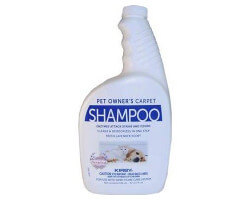 Kirby Carpet Shampoo for Pet Owners 32 oz
