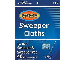 Swiffer Sweep Vac Cloths (48 pack)