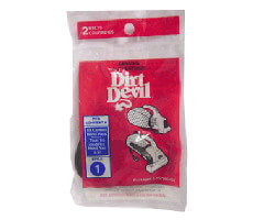 Dirt Devil Belt Style 1 (2 pack)