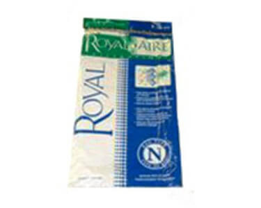 Royal Type N Vacuum Bags (7 pack)