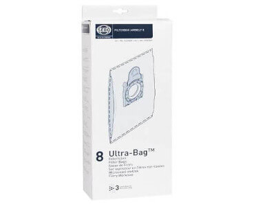 Sebo E Series Canister Vacuum Bags 8300AM (8 pack)