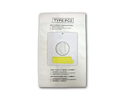 Sharp PC-2 Canister Vacuum Bags (5 pack)