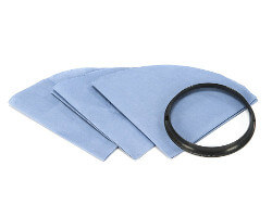 Shop Vac Disc Filters and Ring 90107