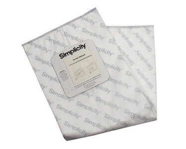 Simplicity Central Vacuum Bags SCB-HD3