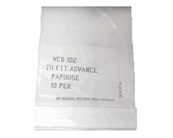 Advance Papoose Vacuum Bags