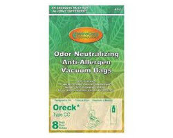 Oreck XL Vacuum Bags - ODOR Fighting