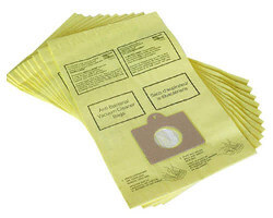 Panasonic Type C-5 Canister Vacuum Bags (9 pack)