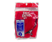 Dirt Devil Style 3 Canister Vacuum Belt (2 pack)