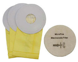 Royal Type J Bags with Micro Filter ( 3 pack)
