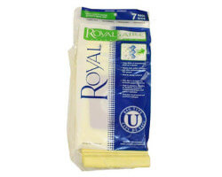 Royal Type U Vacuum Bags (7 pack)