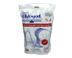 Royal Type J Vacuum Bags (10 pack)