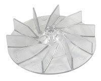 Sanitaire Fan 12988 High Blade Lexan