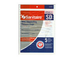 Sanitaire Style SD Vacuum Bags (5 pack)