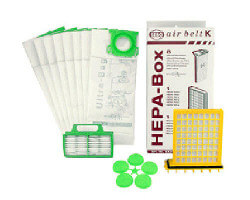 Sebo K Series HEPA Filter & Bag Kit 6431ER