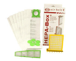 Sebo C Series HEPA Filter & Bag Kit 6432ER