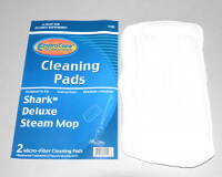 Shark Steam Mop Pads XT3101 (2 pack)