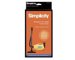 Simplicity Whoosh HEPA Vacuum Bags