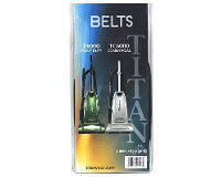 Titan T4000 and TC6000 Vacuum Belts (2 pk)